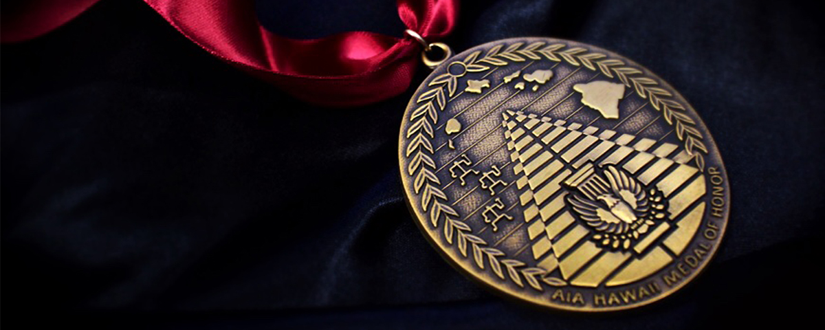 The AIA Hawaii Medal of Honor
